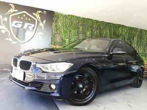 BMW 320i 2.0 16V Azul 2013
