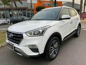 Hyundai Creta 2.0 Prestige Branco 2018