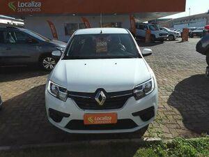 Renault Sandero 1.0 12V SCE ZEN Branco 2020