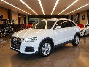 Audi Q3 2.0 Ambiente Quattro Branco 2017