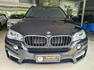 BMW X5 3.0 35I 6 Cilindros Preto 2014