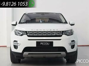 Land Rover Discovery Sport 2.0 HSE TD4 Branco 2016