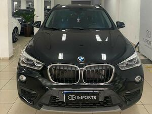 BMW X1 2.0 20I Sdrive Turbo Preto 2017