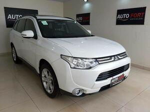 Mitsubishi Outlander 2.0 16V Branco 2014