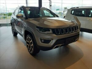Jeep Compass 2.0 Limited Cinza 2021