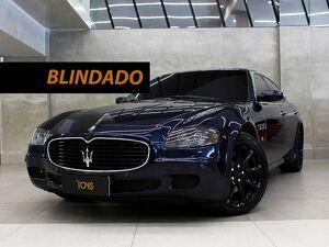 Maserati Quattroporte 4.2 Executive V8 Azul 2007