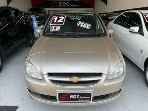 Chevrolet Classic 1.0 LS 8V Bege 2012