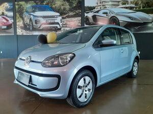 Volkswagen UP 1.0 Move Prata 2015
