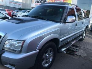 CHEVROLET S10 2.4 ADVANTAGE 8V Prata 2009
