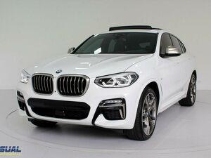 BMW X4 3.0 Twinpower M40I Branco 2021
