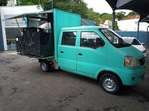 Effa Picape Cabine Dupla 1.0 Branco 2012