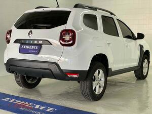 Renault Duster 1.6 16V SCE Zen Branco 2022