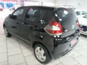 Fiat Mobi 1.0 Like Preto 2020