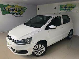 Volkswagen Fox 1.6 Trendline Branco 2016