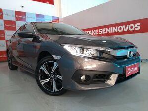 Honda Civic 2.0 EX Cinza 2019