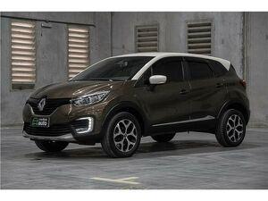 Renault Captur 1.6 Intense Marrom 2019