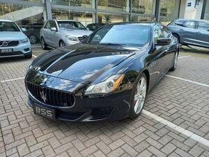 Maserati Quattroporte 3.8 GTS Turbo V8 Preto 2014