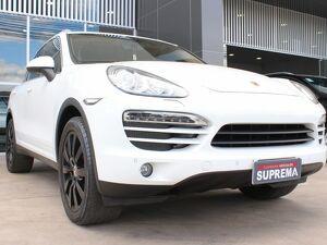 Porsche Cayenne 3.6 V6 Branco 2013