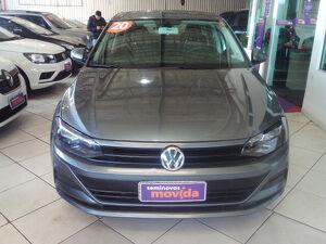 Volkswagen Polo Sedan 1.6 8V Cinza 2020