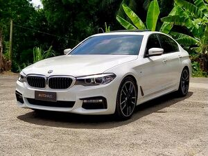 BMW 530i 2.0 M Sport Turbo Branco 2018