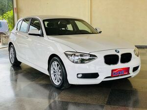 BMW 118i 1.6 Turbo Branco 2014