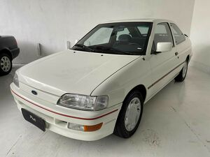 Ford Escort 2.0 XR3 Branco 1993
