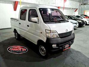Changan Ministar 1.0 8V Branco 2012