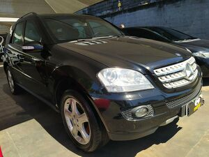 MERCEDES-BENZ ML 500 5.0 V8 Preto 2008