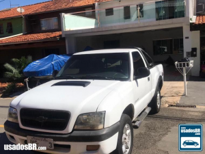CHEVROLET S10 2.8 COLINA 12V TURBO Branco 2008