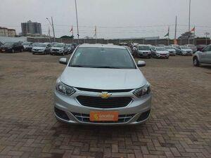 Chevrolet Cobalt 1.4 LT 8V Prata 2020