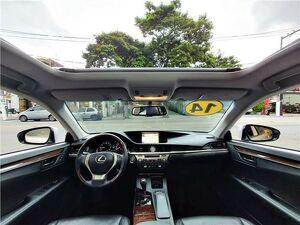 Lexus ES 350 3.5 V6 Prata 2014