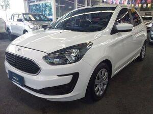 Ford KA 1.0 SE 12V Branco 2020