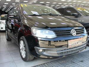 Volkswagen Spacefox 1.6 Preto 2011