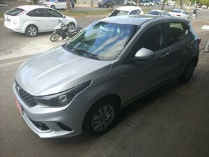 Fiat Argo 1.0 Drive Prata 2019