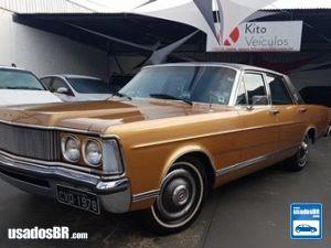 FORD GALAXIE 5.0 LTD V8 Dourado 1978