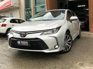 Toyota Corolla 2.0 GLI Prata 2020