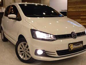 Volkswagen Fox 1.6 MSI Connect  Branco 2018