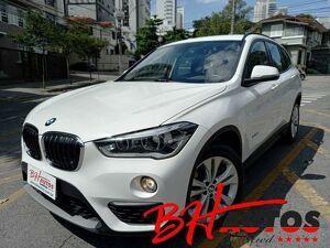 BMW X1 2.0 S20I Activeflex Branco 2017