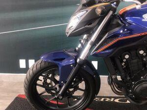 Honda CB 500 F Azul 2018