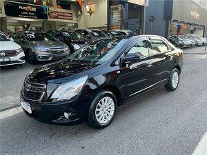 Chevrolet Cobalt 1.4 LTZ 8V Preto 2014