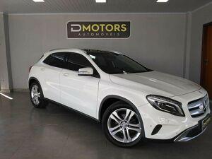 Mercedes-benz GLA 200 1.6 CGI Style Branco 2015