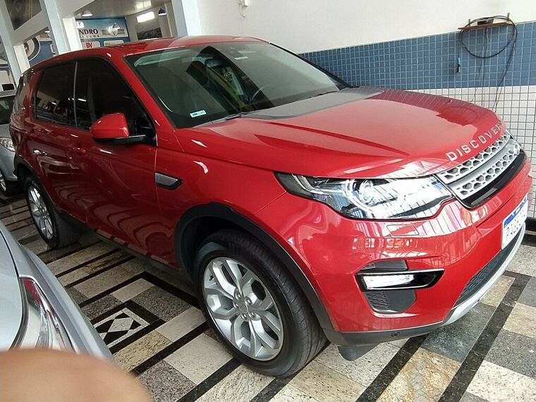 Land Rover Discovery 3.0 HSE SDV6 Turbo 1