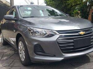 Chevrolet Onix 1.0 Plus LT Cinza 2021