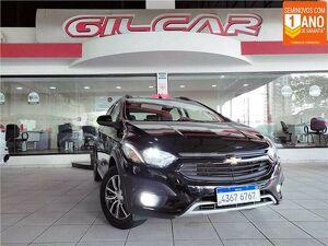 Chevrolet Onix 1.4 Activ 8V Preto 2017