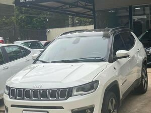 Jeep Compass 2.0 Longitude Branco 2017