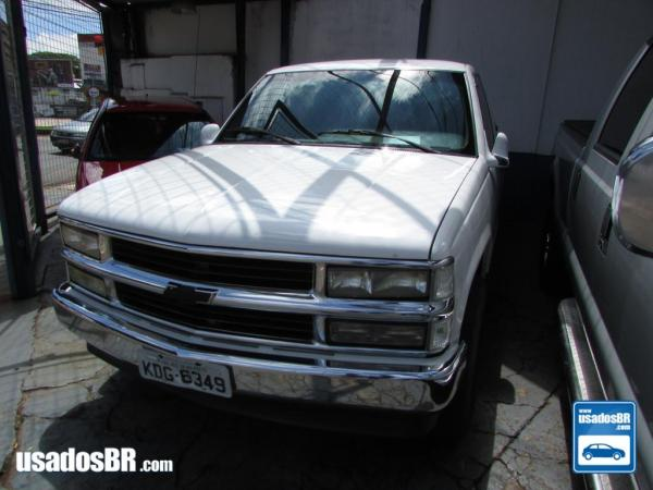 Foto do veiculo CHEVROLET SILVERADO 4.2 DLX 4X2 CS 18V TURBO INTERCOOLER DIESEL 2P MANUAL Branco 1998