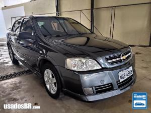 CHEVROLET ASTRA 2.0 ADVANTAGE 8V Cinza 2007