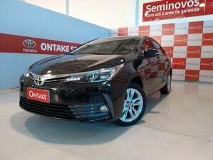 Toyota Corolla 2.0 XEI Preto 2018