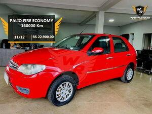 Fiat Palio 1.0 Fire Economy 8V Vermelho 2012
