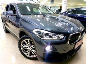 BMW X2 1.5 12V Sdrive18I GP Cinza 2020